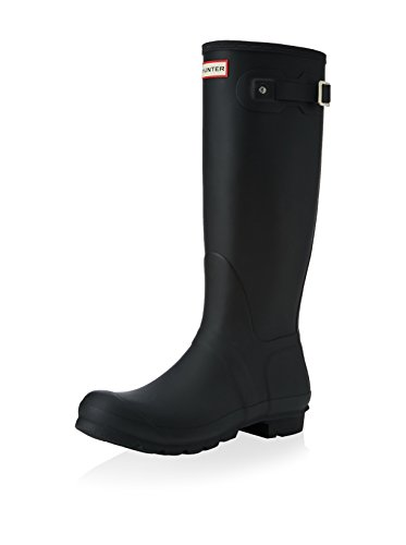 Hunter Schuhe Original Tall Black (WFT1000RMA) 36 Schwarz