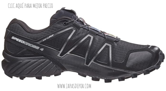 SALOMON SPEEDCORSS 4