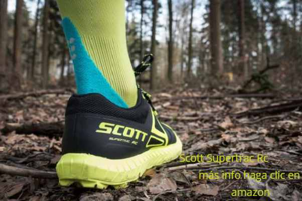zapatillas running Scott Supertrac Rc