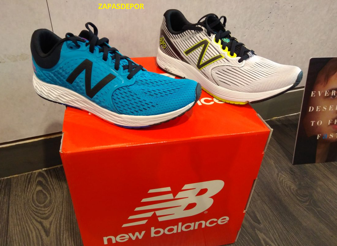 new balance fresh foam zante v4 suela